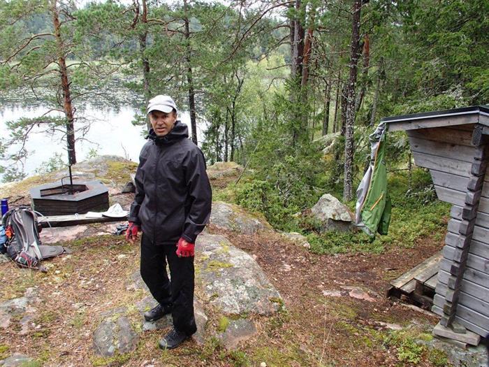 Upplandsleden Etapp 8 Knutby – Pansarudden 19,5 km