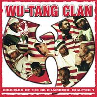 WU-TANG CLAN: DISCIPLES OF THE 36 CHAMBERS-CHAPTER 1 2LP