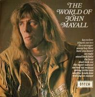 MAYALL JOHN: THE WORLD OF JOHN MAYALL (STEREO)-KÄYTETTY LP