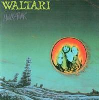 WALTARI: MONK-PUNK-KÄYTETTY CD (STUPIDO/ANGRY FISH 1991)