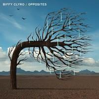BIFFY CLYRO: OPPOSITES 2CD+DVD-KÄYTETTY
