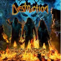 DESTRUCTION: TRASH ANTHEMS II 2LP