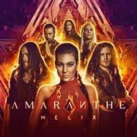 AMARANTHE: HELIX-LIMITED COLOURED LP