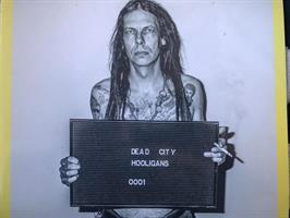 DEAD CITY HOOLIGANS: DEAD CITY HOOLIGANS LP