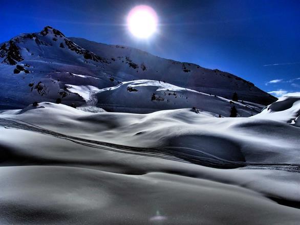 Portes du Soleil, Frankrike/Schweiz