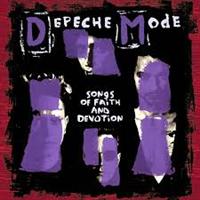 DEPECHE MODE: SONGS OF FAITH AND DEVOTION LP