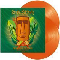 BRIAN SETZER ORCHESTRA: THE ULTIMATE COLLECTION-ORANGE 2LP