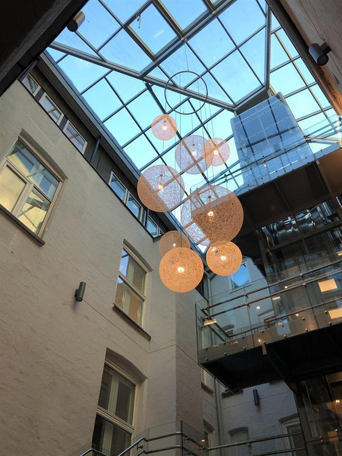 Kontorlokaler sentralt i Oslo sentrum
