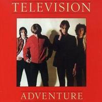 TELEVISION: ADVENTURE-LIMITED RED LP