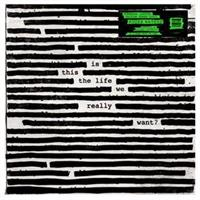 WATERS ROGER: IS THIS THE LIFE WE REALLY WANT?-FLUORESCENT GREEN 2LP
