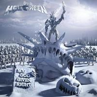 HELLOWEEN: MY GOD GIVEN RIGHT-LIMITED DIGIPACK (3D-COVER)