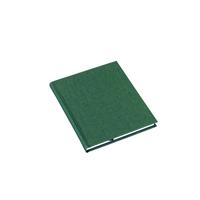 Notatbok vev A6+ Duo Grønn Ulinjert