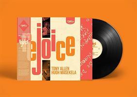 ALLEN TONY & HUGH MASEKELA: REJOICE LP