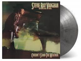 VAUGHAN STEVIE RAY: COULDN'T STAND THE WEATHER-SILVER 2LP