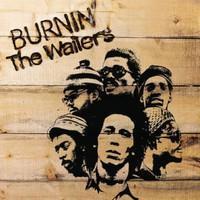 MARLEY BOB & THE WAILERS: BURNIN' LP