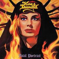 KING DIAMOND: FATAL PORTRAIT LP