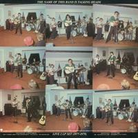 TALKING HEADS: THE NAME OF THIS BAND IS TALKING HEADS- RED 2LP