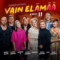 VAIN ELÄMÄÄ-KAUSI 11 TOINEN KATTAUS 2CD