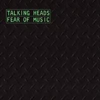 TALKING HEADS: FEAR OF MUSIC-SILVER/GREY LP