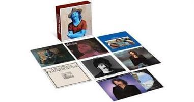 PRINE JOHN: CROOKED PIECE OF TIME-THE ATLANTIC & ASYLUM ALBUMS 7CD