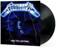 METALLICA: RIDE THE LIGHTNING-REMASTERED LP