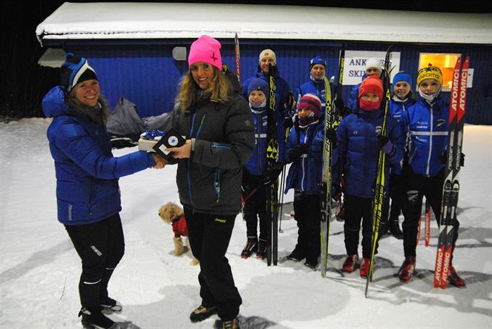 Trimmerne er svært viktige for Ankenes Skiklubb