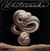 WHITESNAKE: TROUBLE LP