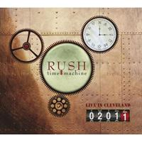 RUSH: TIME MACHINE-LIVE IN CLEVELAND 2011 2CD