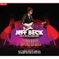 BECK JEFF: LIVE AT THE HOLLYWOOD BOW 2CD+DVD