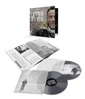 SPRINGSTEEN BRUCE: LETTER TO YOU-GREY 2LP
