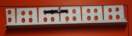 Kaarikulma PVC 14 x 23mm x 3000mm / 20 kpl