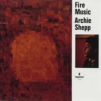 SHEPP ARCHIE: FIRE MUSIC LP