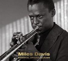 DAVIS MILES: ESSENTIAL ORIGINAL ALBUMS 3CD