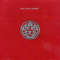 KING CRIMSON: DISCIPLINE-30TH ANNIVERSARY CD