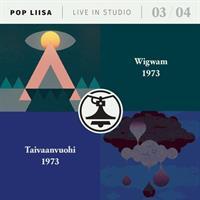 WIGWAM/TAIVAANVUOHI: POP-LIISA 3 & 4