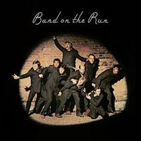 MCCARTNEY PAUL AND WINGS: BAND ON THE RUN LP