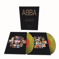 ABBA: GOLD-25TH ANNIVERSARY EDITION GOLD COLOURED 2LP