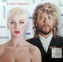 EURYTHMICS: REVENGE-KÄYTETTY LP