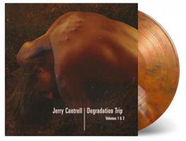 CANTRELL JERRY: DEGRADATION TRIP VOLUMES 1 & 2 - LTD. COLOR 4LP