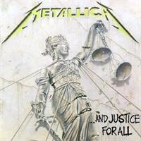 METALLICA: ...AND JUSTICE FOR ALL-REMASTERED CASSETTE