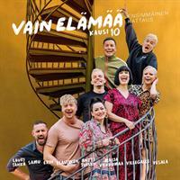 VAIN ELÄMÄÄ: KAUSI 10-ENSIMMÄINEN KATTAUS 2CD