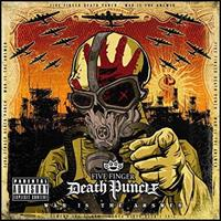 FIVE FINGER DEATH PUNCH: WAR IS THE ANSWER LP