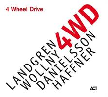 LANDGREN/WOLLNY/DANIELSSON/HAFFBER: 4 WHEEL DRIVE (FG)