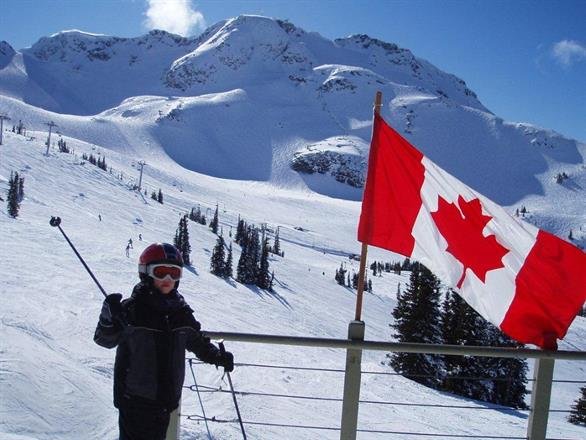 Whistler Mountain, Kanada
