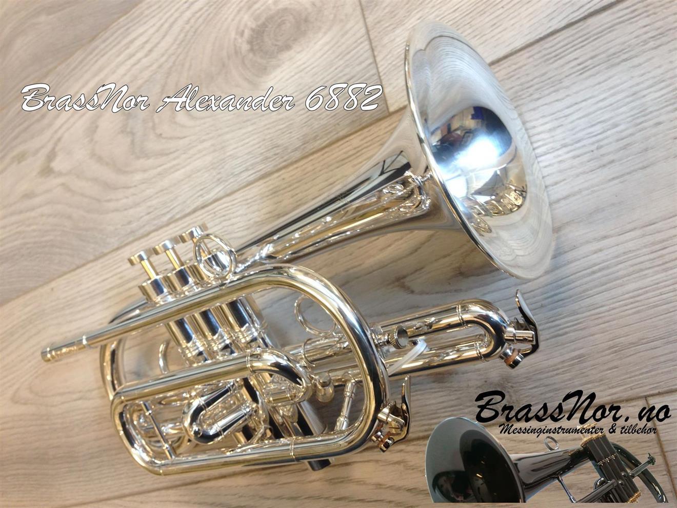 BrassNor Alexander 6882-S
