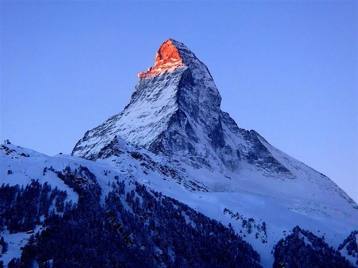 Zermatt, Schweiz