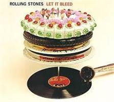 ROLLING STONES: LET IT BLEED LP