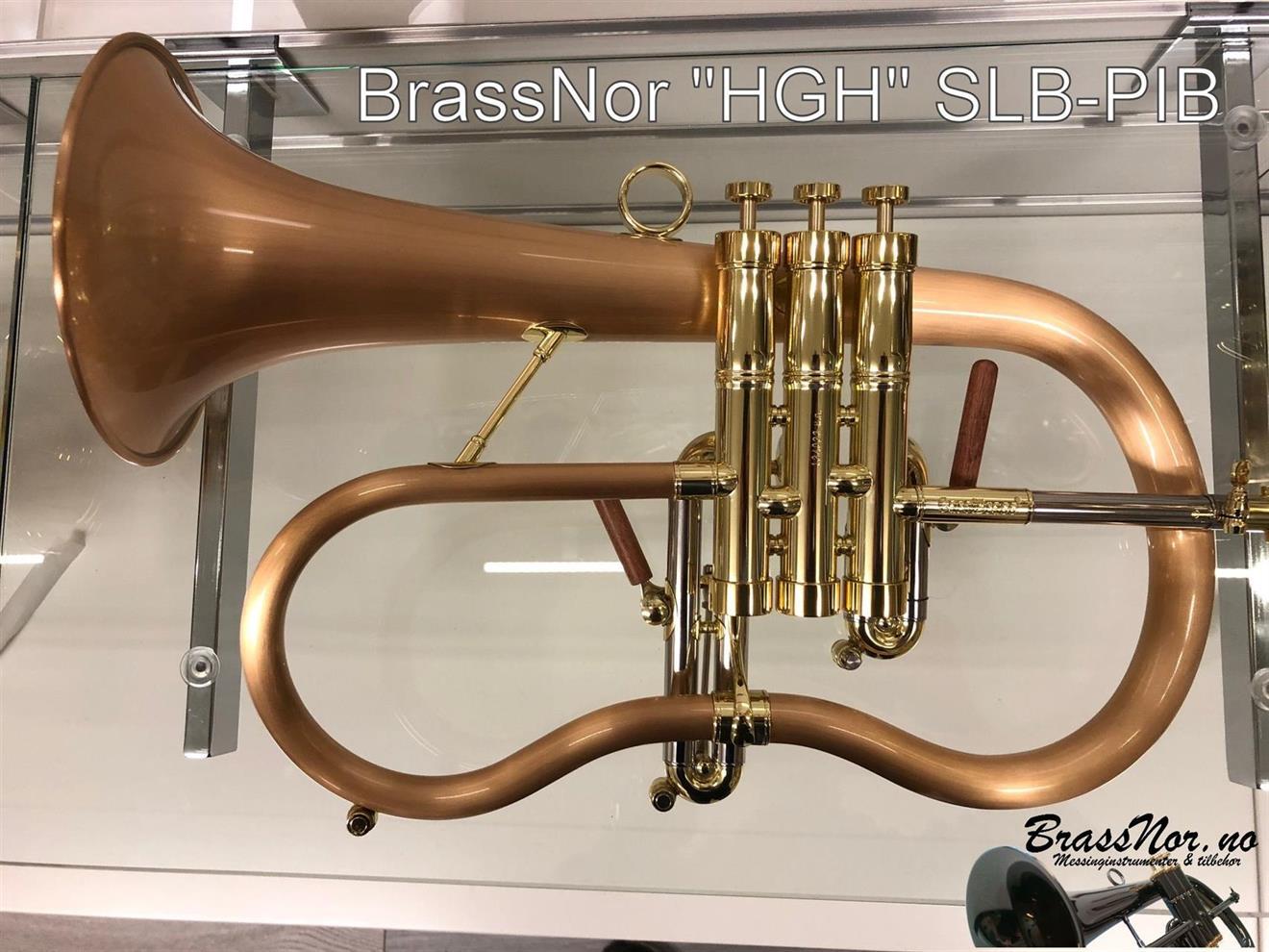 BrassNor HGH flugelhorn SLB-PIB