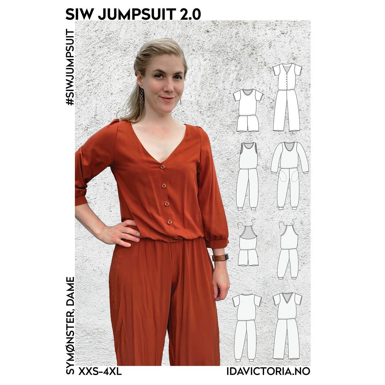 Siw jumpsuit 2.0