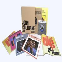 COLTRANE JOHN: THE ATLANTIC YEARS IN MONO 6LP+7